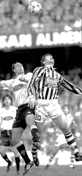 03.12.1995: Valencia CF 0 - 1 Real Sociedad