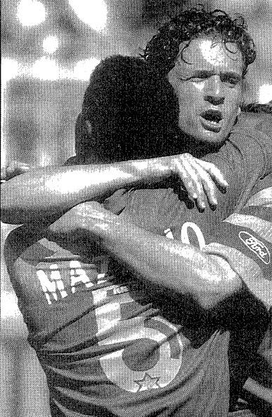 09.12.1995: Rac. Santander 0 - 3 Valencia CF
