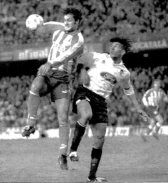 17.12.1995: Valencia CF 0 - 1 At. Madrid