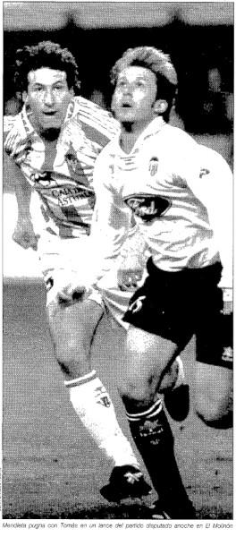 20.12.1995: Sporting Gijón 1 - 3 Valencia CF