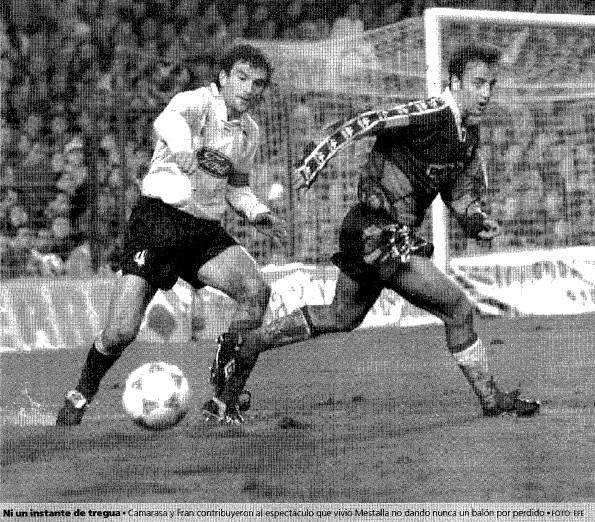 30.12.1995: Valencia CF 3 - 3 Selección LFP