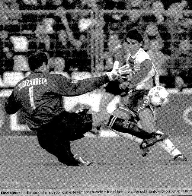 07.01.1996: RCD Espanyol 2 - 0 Valencia CF
