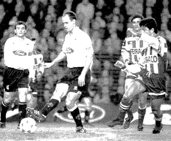 20.01.1996: Valencia CF 2 - 1 Dep. Coruña