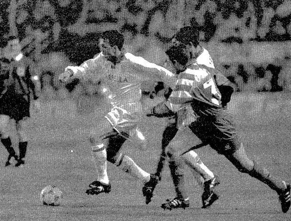 30.01.1996: Sevilla FC 1 - 1 Valencia CF