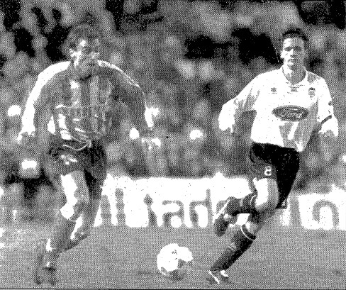 21.02.1996: Valencia CF 3 - 5 At. Madrid