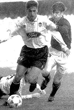 25.02.1996: Valencia CF 3 - 1 Real Oviedo