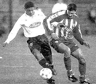 29.02.1996: At. Madrid 1 - 2 Valencia CF