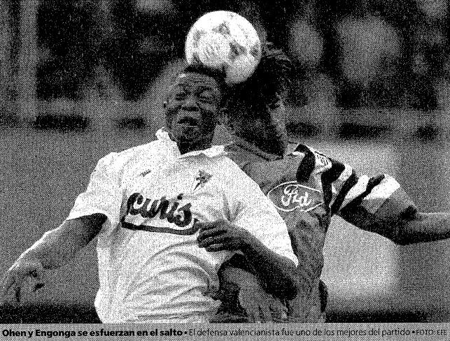 24.03.1996: SD Compostela 0 - 4 Valencia CF