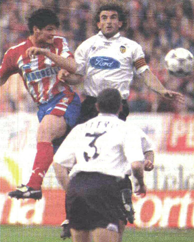 27.04.1996: At. Madrid 2 - 3 Valencia CF