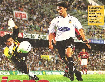23.08.1996: Valencia CF 2 - 0 Flamengo