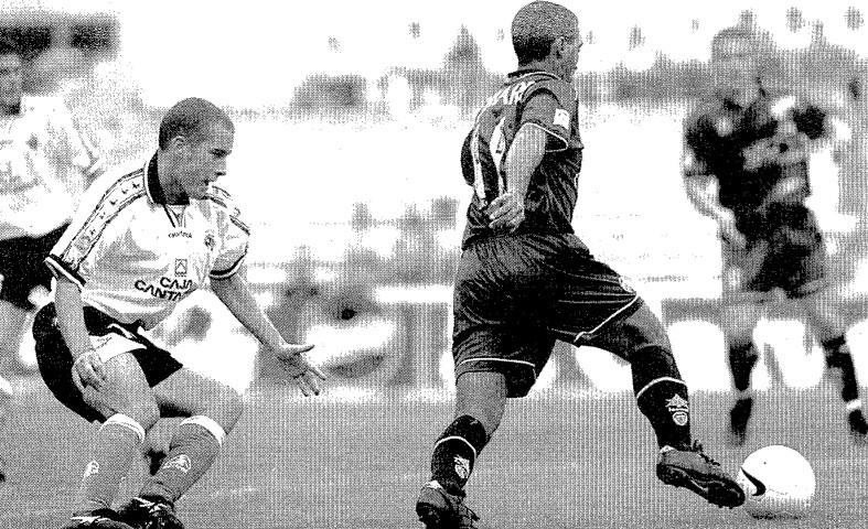 01.09.1996: Rac. Santander 3 - 2 Valencia CF