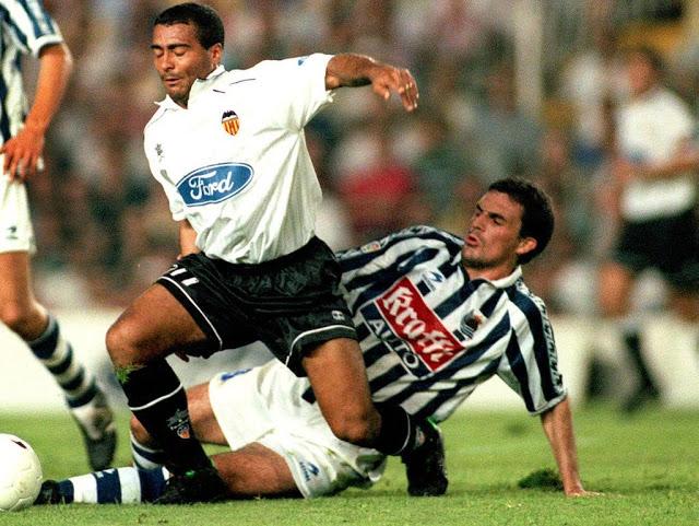 07.09.1996: Valencia CF 0 - 1 Real Sociedad