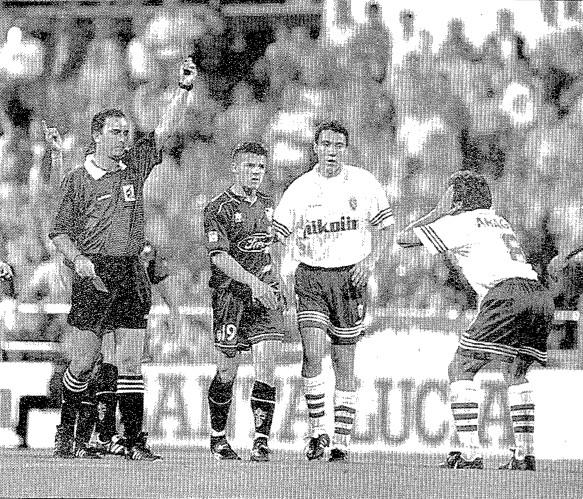 14.09.1996: Real Zaragoza 1 - 1 Valencia CF