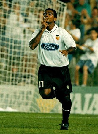 21.09.1996: Valencia CF 2 - 1 CD Tenerife