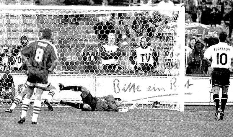 24.09.1996: Bayern Munich 1 - 0 Valencia CF