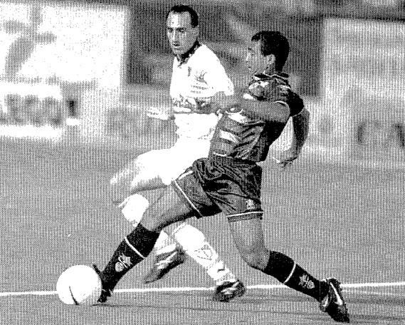 29.09.1996: SD Compostela 0 - 3 Valencia CF