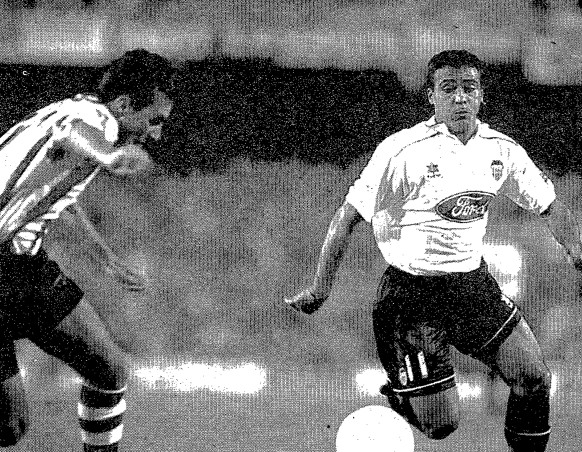 02.10.1996: Valencia CF 0 - 1 CD Logroñés