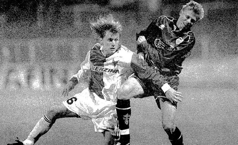 15.10.1996: Slavia de Praga 0 - 1 Valencia CF