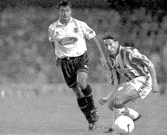 23.10.1996: Valencia CF 2 - 1 Sporting Gijón