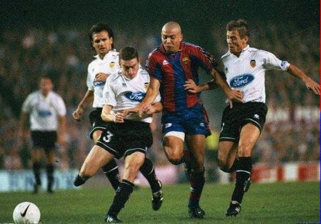26.10.1996: FC Barcelona 3 - 2 Valencia CF