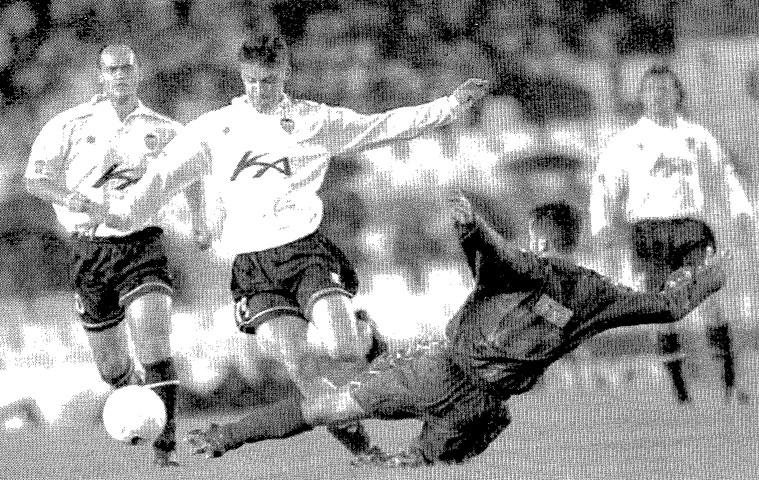 16.11.1996: Valencia CF 0 - 0 Extremadura