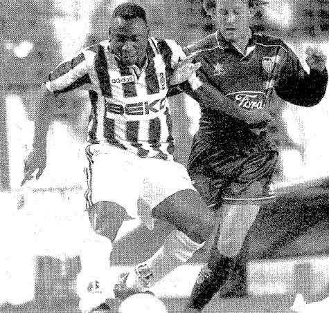19.11.1996: Valencia CF 3 - 1 Besiktas JK