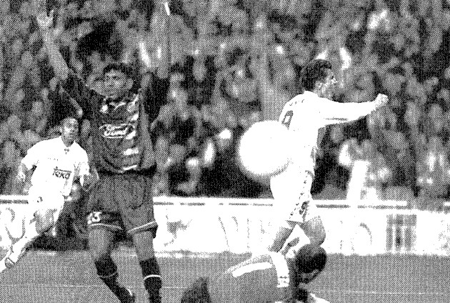 24.11.1996: Real Madrid 4 - 2 Valencia CF
