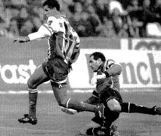 08.12.1996: Dep. Coruña 1 - 0 Valencia CF