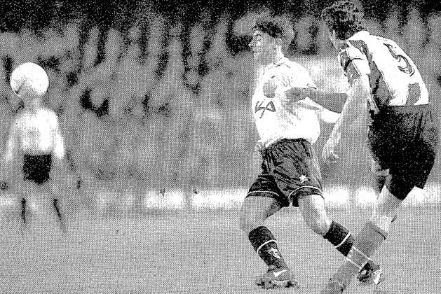 23.12.1996: Valencia CF 3 - 0 Hércules CF