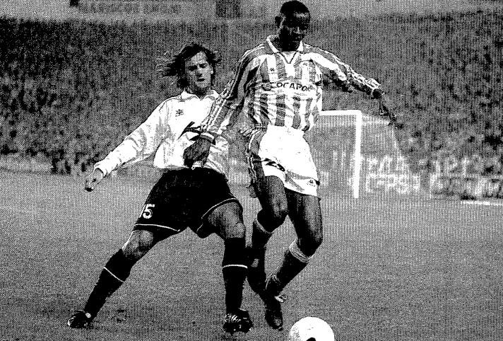 06.01.1997: Real Betis 1 - 1 Valencia CF