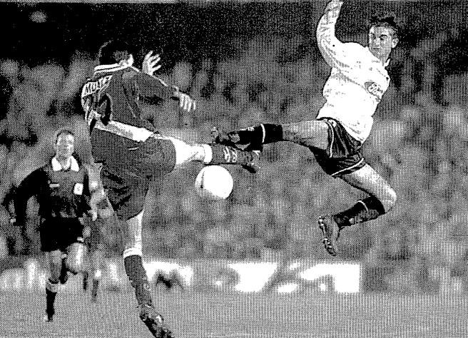 12.01.1997: Valencia CF 1 - 0 Rayo Vallecano