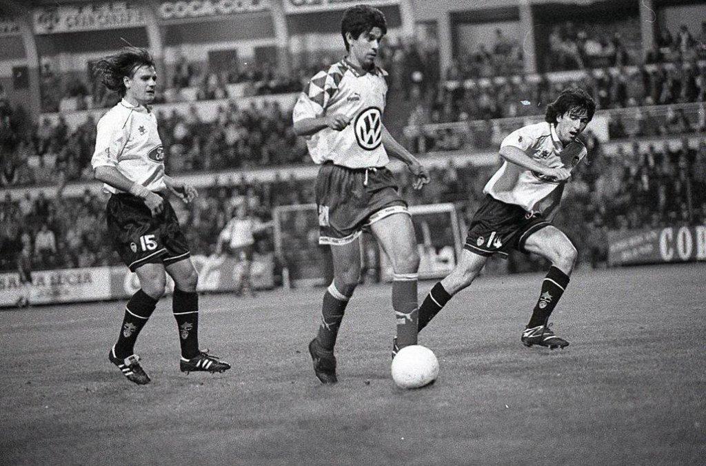 29.01.1997: UD Las Palmas 0 - 2 Valencia CF