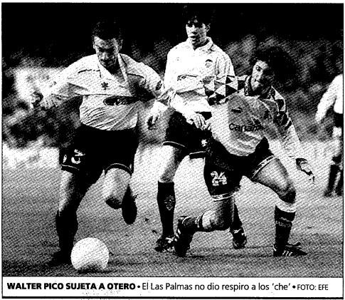 05.02.1997: Valencia CF 0 - 2 UD Las Palmas