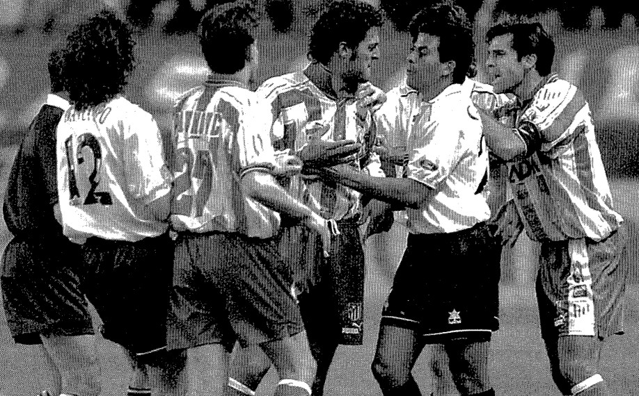 15.03.1997: At. Madrid 1 - 4 Valencia CF