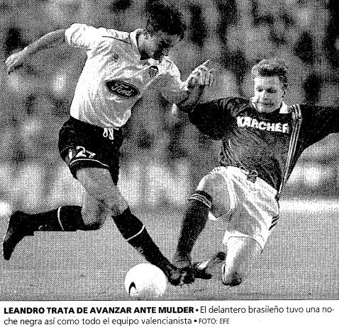 18.03.1997: Valencia CF 1 - 1 Schalke 04