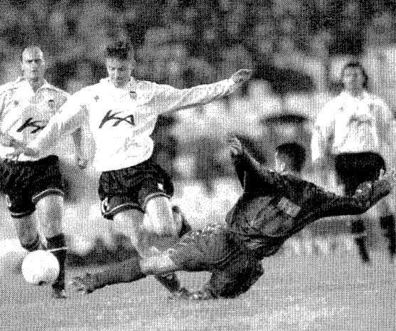15.04.1997: Extremadura 1 - 0 Valencia CF