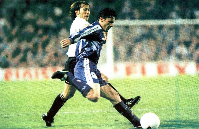 21.04.1997: Valencia CF 1 - 1 Real Madrid