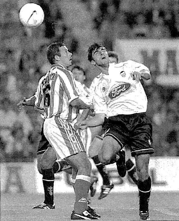 26.05.1997: Valencia CF 1 - 1 Real Betis