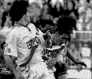 31.05.1997: Rayo Vallecano 3 - 1 Valencia CF
