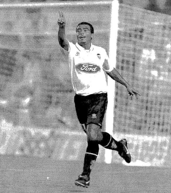 20.08.1997: Valencia CF 3 - 1 Palmeiras