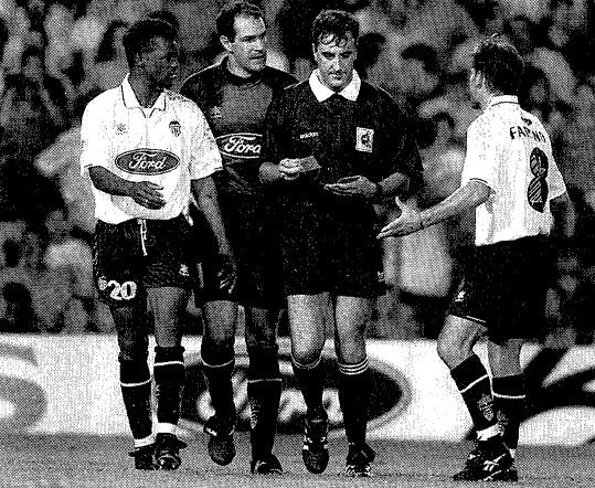 08.09.1997: Valencia CF 0 - 3 FC Barcelona
