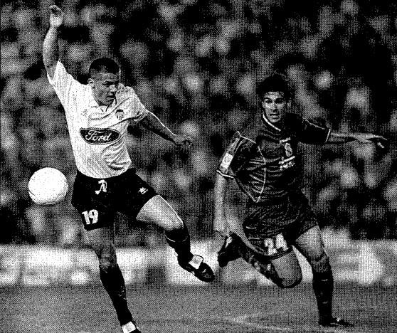 27.09.1997: Valencia CF 0 - 2 Real Madrid