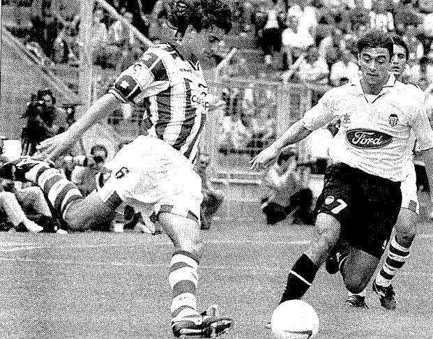 05.10.1997: Real Valladolid 0 - 3 Valencia CF