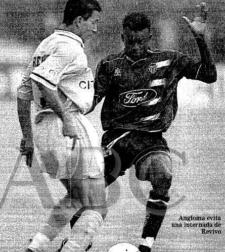 19.10.1997: Celta de Vigo 1 - 0 Valencia CF