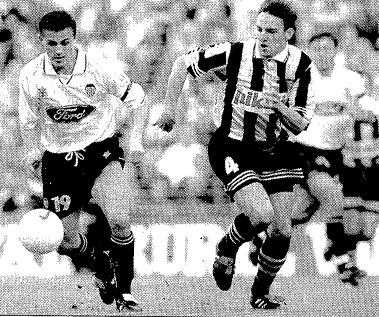 09.11.1997: Valencia CF 2 - 1 Real Zaragoza