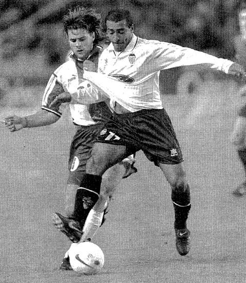 12.11.1997: RCD Espanyol 3 - 0 Valencia CF