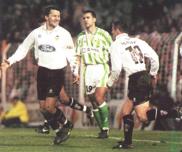 16.11.1997: Valencia CF 1 - 0 Real Betis