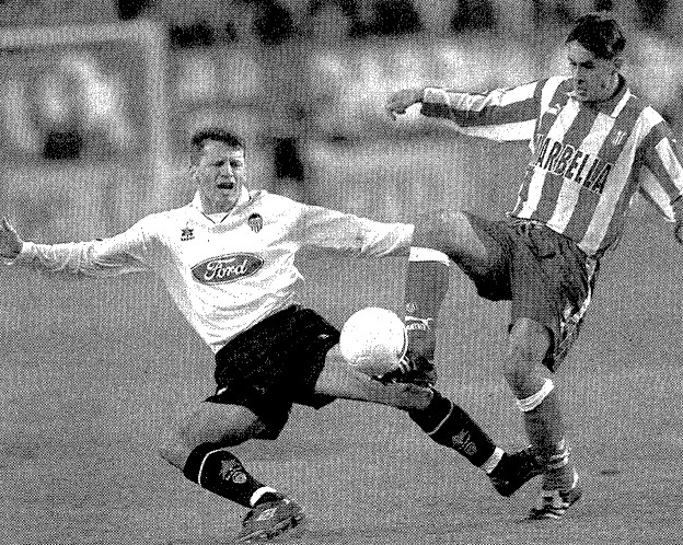 22.11.1997: At. Madrid 3 - 1 Valencia CF