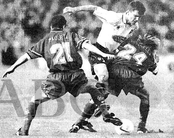 30.11.1997: Valencia CF 0 - 1 UD Salamanca