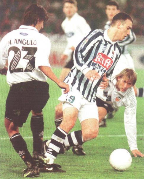 07.12.1997: Real Sociedad 1 - 1 Valencia CF